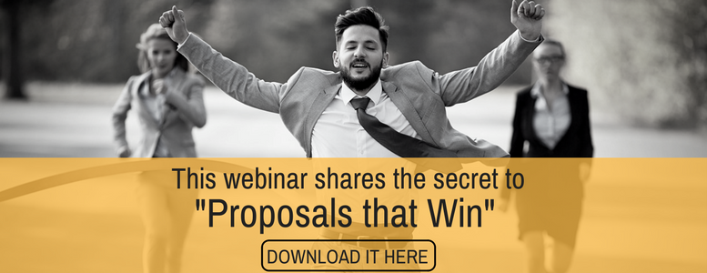 Secrets to sales proposals that win